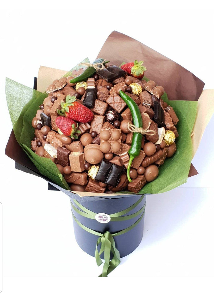 CHOCO FLAME  GIANT - CHOCOLATE BOUQUET