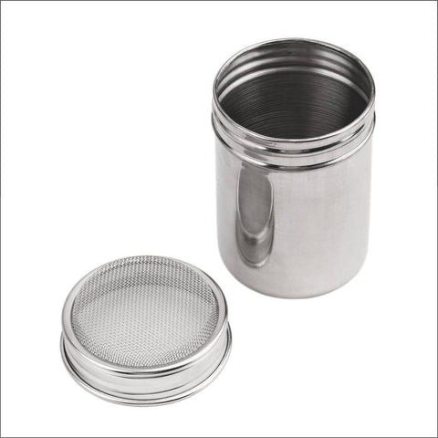 Stainless Steel Powder Bucket Duster