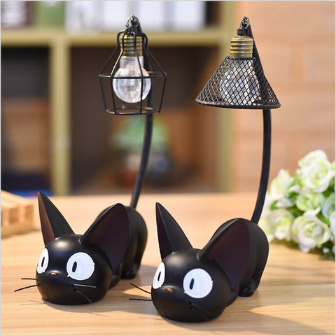 Image of Black Cat Night Light