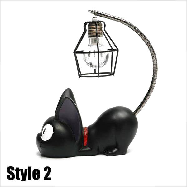Black Cat Night Light