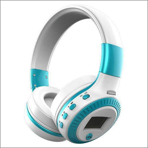 Wireless Headphone with Mic For Phone & PC