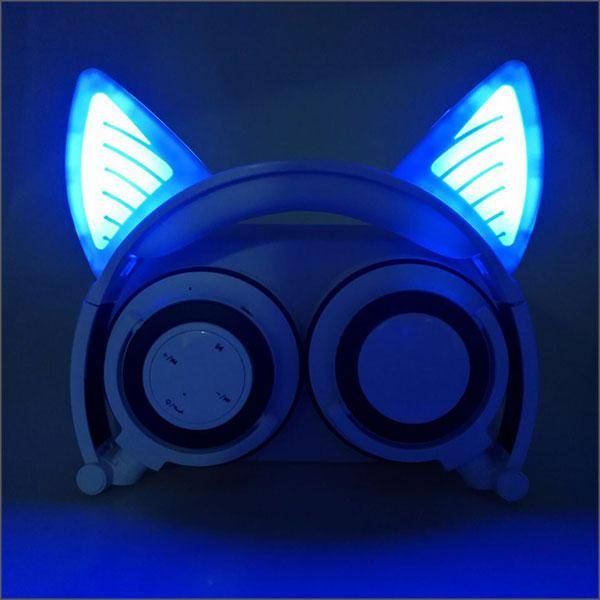 Headphone With Cat Ears