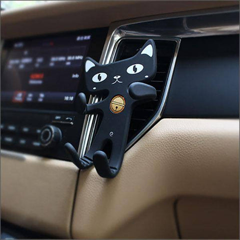 Universal Cat Car Phone Holder