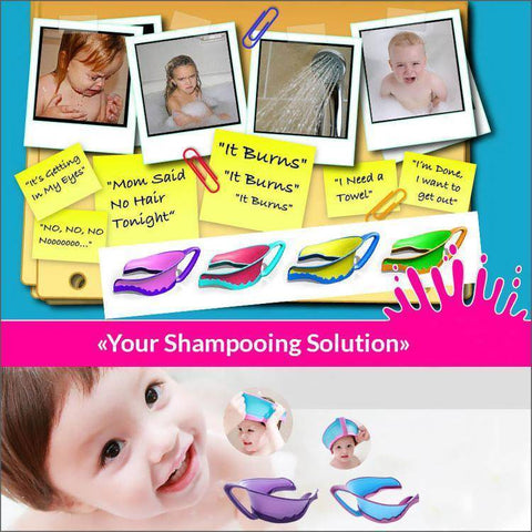 Hair Wash Shield For Kids and Adults