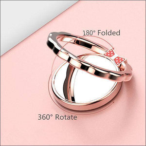 Finger Ring Holder for Smartphones