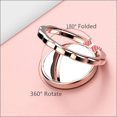 Image of Finger Ring Holder for Smartphones