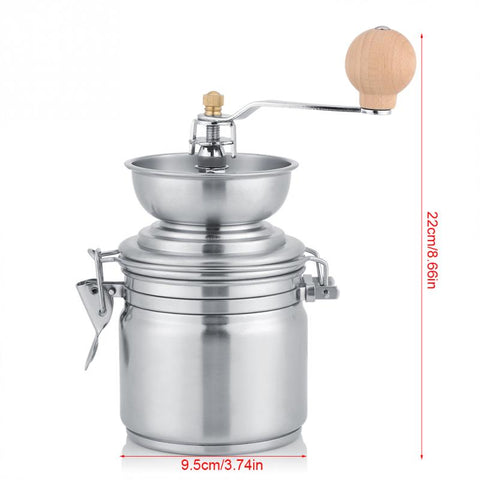 Image of The best hand coffee grinder