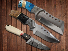 Fixed Blade Knives Standard Subscription