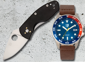 Original Knife and Watch Subscription