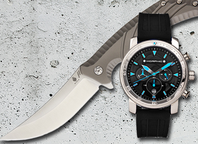 Prestige Knife and Watch Subscription