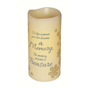 Flameless Memory Candle