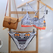 The Ethnic Beat - WOMEN - SWIMWEAR - BIKINIS - nekid swimwear