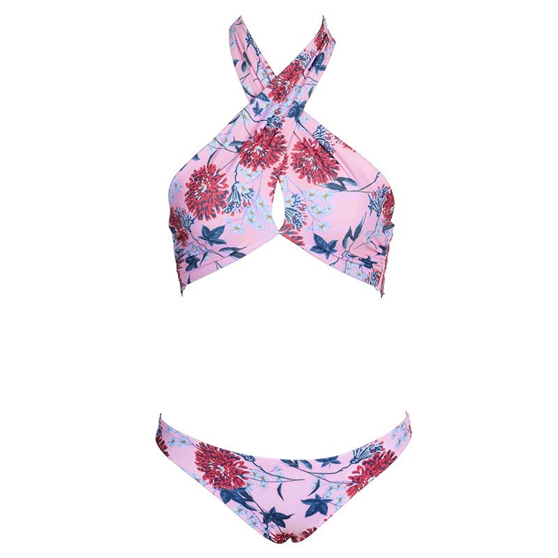 Pink Burst - WOMEN - SWIMWEAR - BIKINIS - nekid swimwear