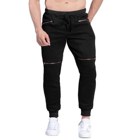 Zippers Jogger Pants