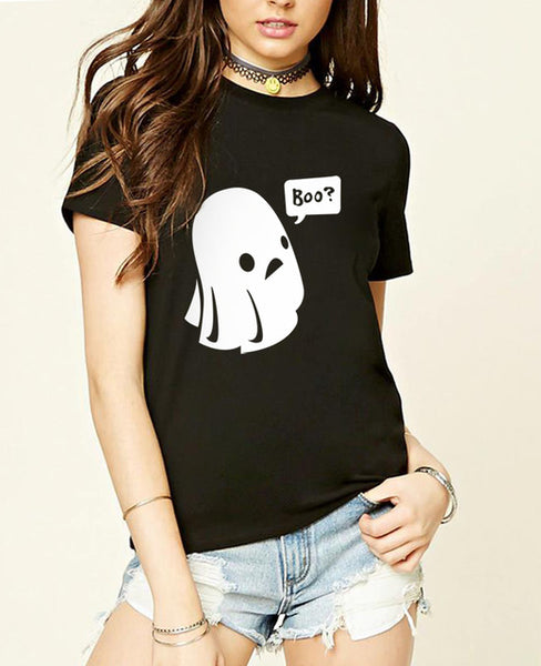 Boo printed t-shirt