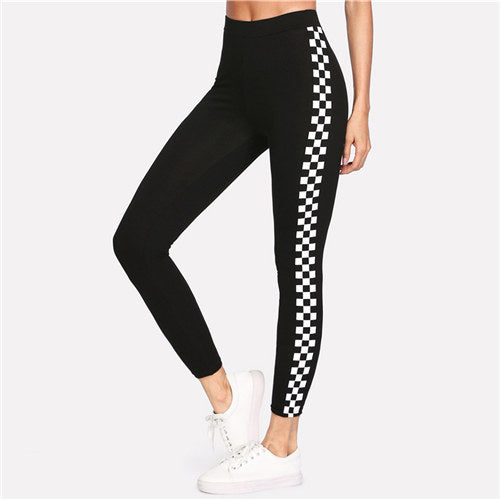 Racing Leggings Pants