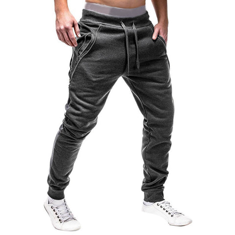 Smoked grey Joggers Pants