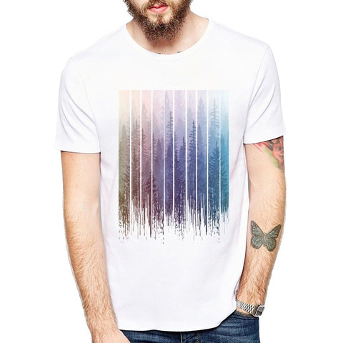 Rainbow forest T-Shirt