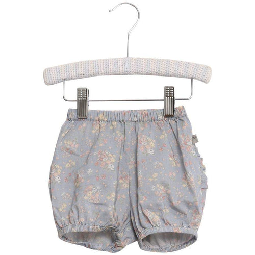 Wheat Nappy Pants Ruffles | Sky-BubandBoo