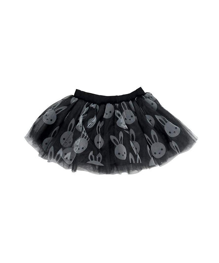 Huxbaby Ballet Dress | Cherry Cat | Black