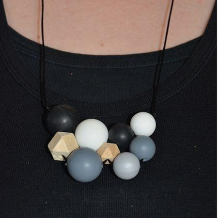 Dove and Dovelet Necklace | Solstice-BubandBoo