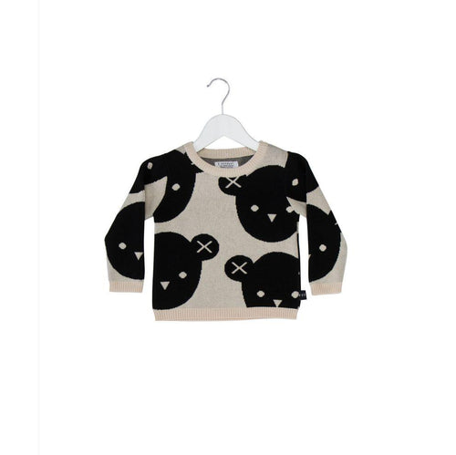 Huxbaby hux bear knit jumper