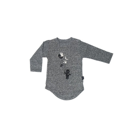 Huxbaby Fleece Sweatshirt | Minimalist | Dew