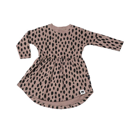 Huxbaby Drop Back Smock Dress | Hux Bunny
