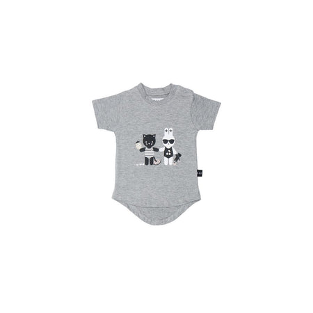 Huxbaby Frill Top | Cat