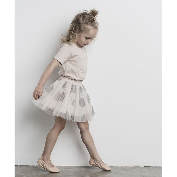 Huxbaby Tulle Skirt | Cherry Cat | Shell-BubandBoo