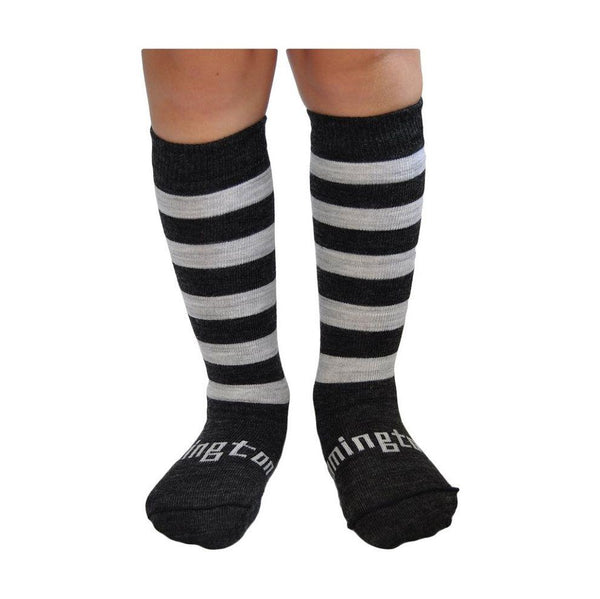 Lamington Socks | Charcoal-BubandBoo
