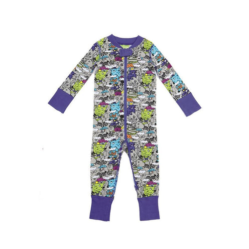 Moodie Onesie | Rolling with my Trollies-BubandBoo
