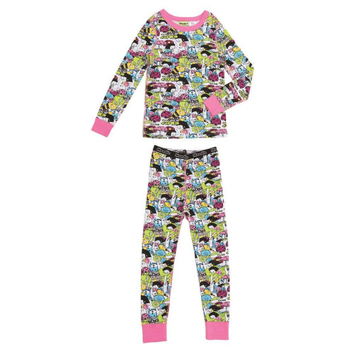 Moodie Pyjamas | Long John Set | Fairy Amusing-BubandBoo