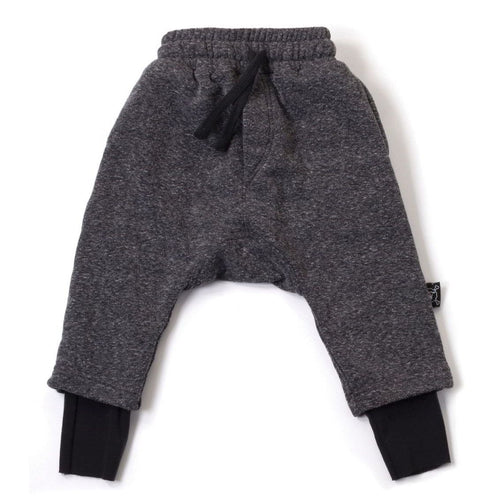 NUNUNU charcoal ninja pants