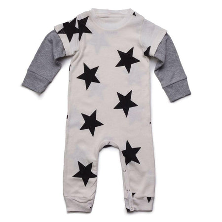 NUNUNU Onesie | White | Punctuation