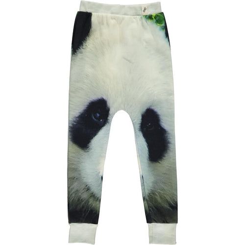 Popupshop panda baggy leggings