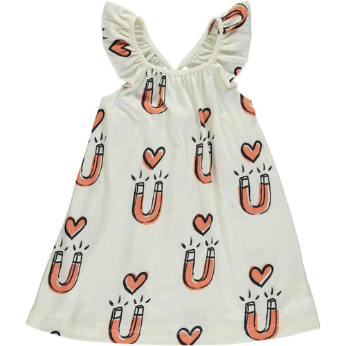 Popupshop Dress | Love Magnet-BubandBoo