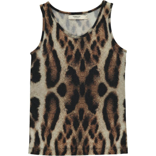 Popupshop Leo all over tank top