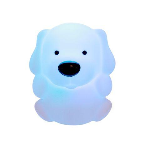 Zooglo Rechargeable LED Nightlight | Puppy-BubandBoo