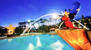 Nick's Disney Parks (and surrounding) Hotel Rankings – All-Star Resorts
