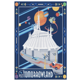 TOMORROWLAND CANVAS