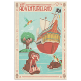 Adventureland Canvas