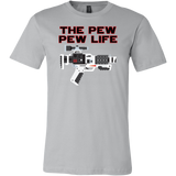 Empire Pew Pew Life Tee/Tank new