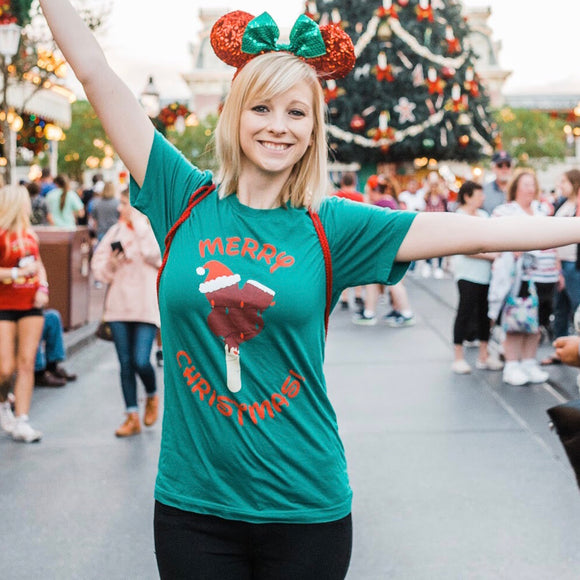 Disney Inspired Merry Christmas! T-Shirt