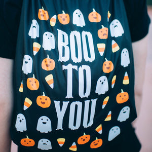 Disney Parks Inspired Boo To You Bag
