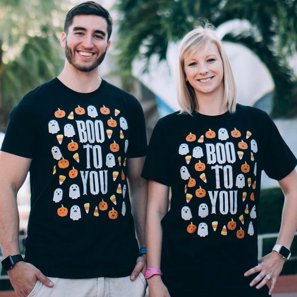 Disney Parks Inspired Boo To You T-Shirt
