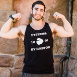 Disney Inspired Beauty and The Beast Gaston Tank