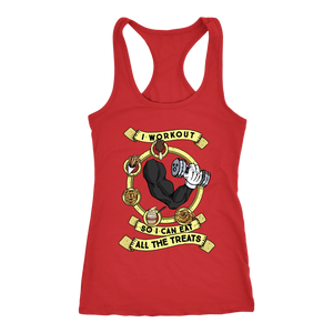 Disney Inspired All The Treats Women Tank