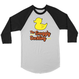Disney Inspired Tangled The Snuggly Duckling Tee