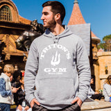 Disney Inspired Little Mermaid Triton's Gym Hoodie